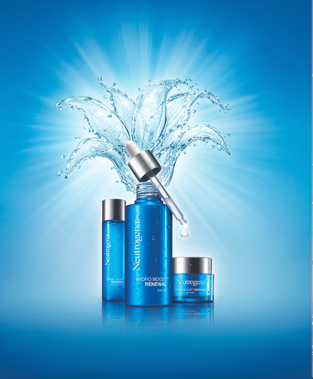 Discover The Power of Cell Renewing Science with Neutrogena(R)Hydro Boost™ Renewal
